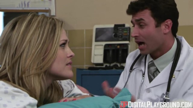 Digital Playground- Doctor Rubs Alexis Texas' Big Ass