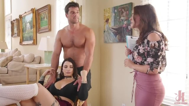 Ivy LeBelle and Krissy Lynn Fall for Ramon's Manipulative Whims