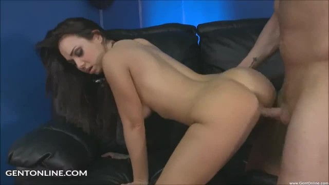 Holly West Enjoys an Anal Banging