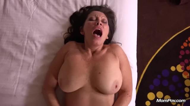 Anal Fucking Big Natural Tits Cougar