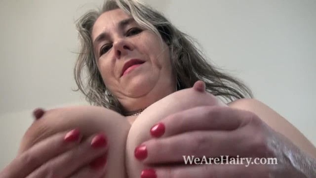 Jamie Strips Naked and Touches her Sexy Body
