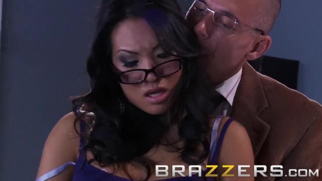 Brazzers - Big Tits at School - Asa Akira & Mick Blue - Blowing Dr. Blue