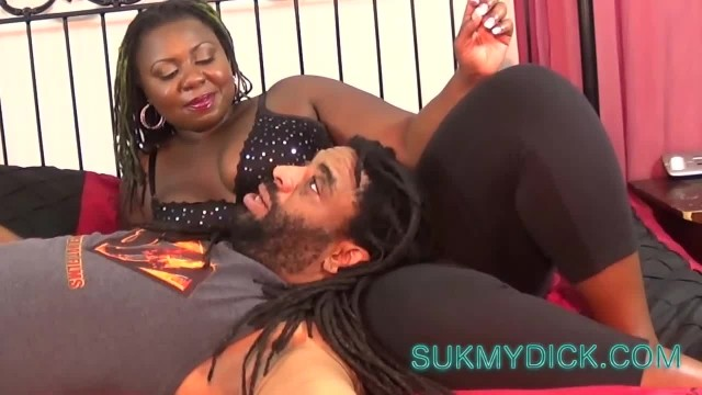 SuperHotFilms : Poizon Ivy Sucks Don Whoe 's Dick Outside!!