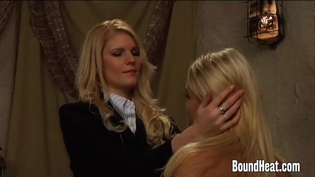Mistress of Souls: Slave Gently Undresses her Madam
