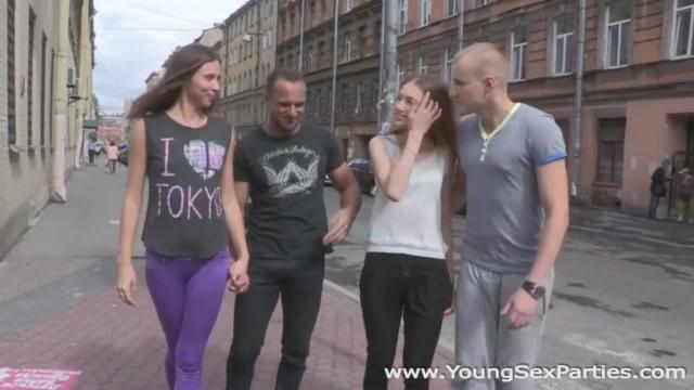 Young Sex Parties - Ananta Shakti - Argentina - Guys Fuck their Girlfriends