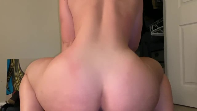 I Couldn't tell her no ...look at this Perfect round Ass though ...