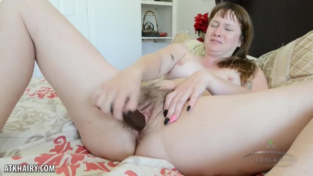 Curvy and Hairy and Ready to Cum with Thelma Sleaze