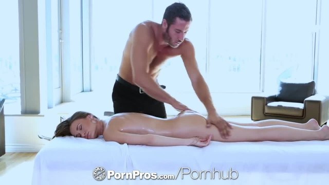 PornPros - Kacy Lane gets Massaged from Pussy to Toes