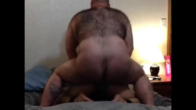 Furry Chubby Guy Fucking Wife