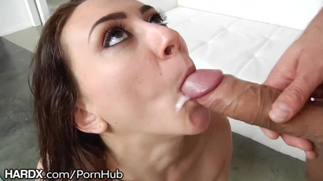 HardX Big Booty Mandy Muse Cums with Dick in Ass