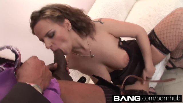 BANG Sexy White Teens get Taught a Big Black Lesson