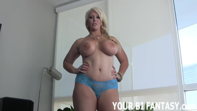 Bisexual Fantasy and Female Domination Porn