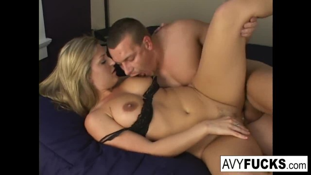 Avy Scott gets a little Taste of Czech with her Foreign Friend Jerry