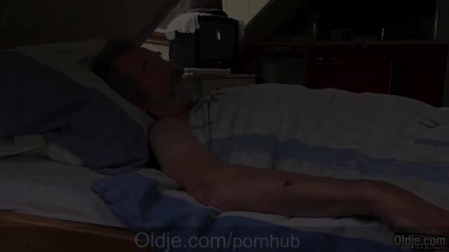 Horny Teen Nurse Lady Dee Fuck Treatment for Sick French old Patient