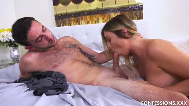 Blair Williams Stalks her Driver till she can Finally Fuck him