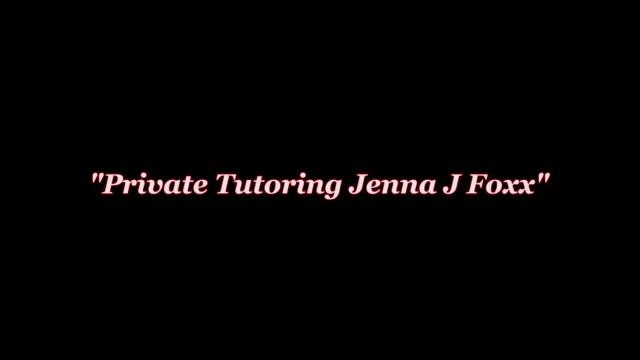 Busty Teacher Sara Jay Helps Pupil Jenna Foxx with Sex Ed!