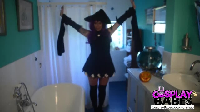 COSPLAY BABES Anal Blair Witch