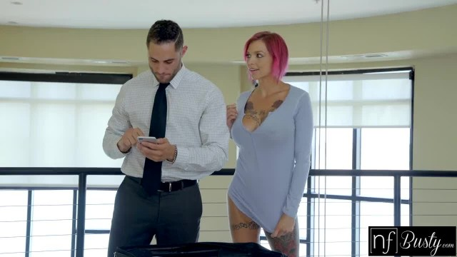 NF Busty - Squirting Babe Anna Bell Peaks Hot Fuck! S3:E4