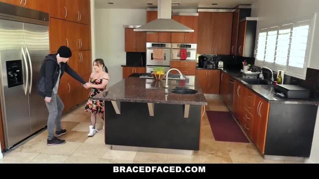BraceFaced - Brace Faced Virgin wants to Fuck