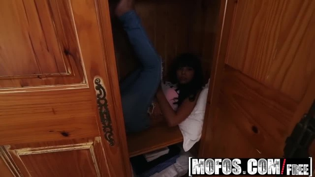 Mofos - Teen Pussy Packed to the Brim Starring Gina Valentina