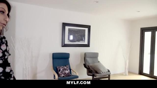 MYLF - Curvy MILF Creampied by Virgin