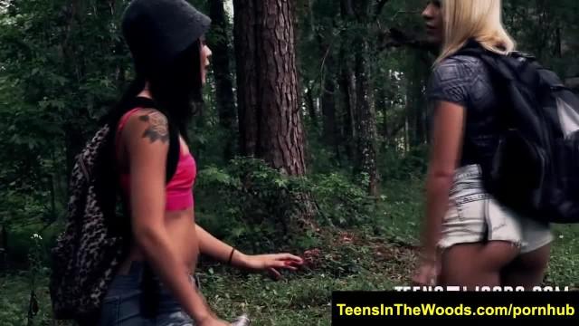 TeensInTheWoods Holly Hendrix BDSM Slut