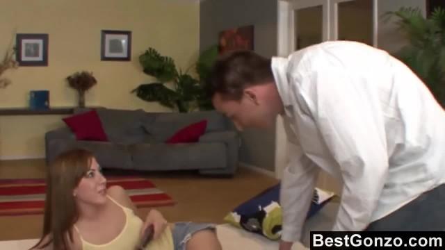 Stepsister needs A Hard Spanking