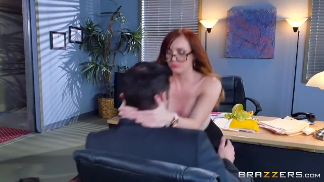 Dani Jensen gets Pounded at Work - Brazzers