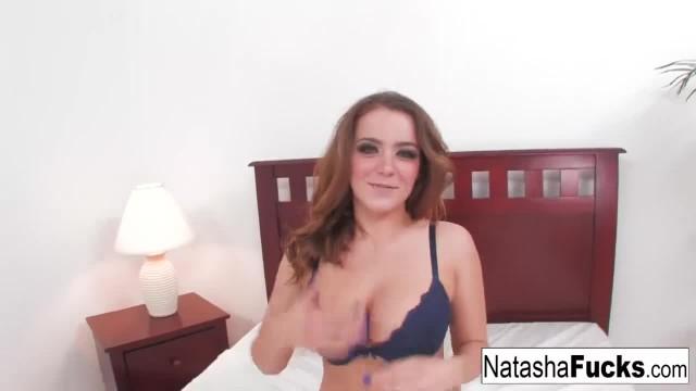 Natasha's Bed Time Fun