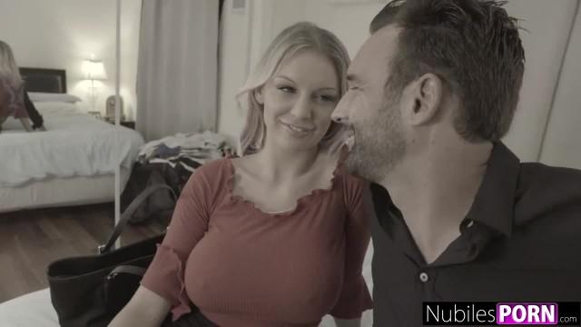 NubilesET - BigTit Mistress Fucks Cock then Steals Cash S13:E2