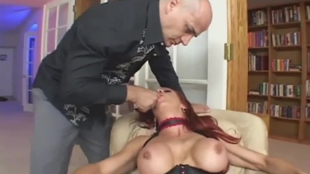 Redhead and Busty MILF Shannon Kelly Hardcore Anal