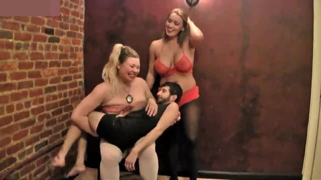 Amazon Girls Lift and Carry Tiny Guy Wedgie
