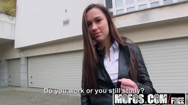 Mofos - Hot Euro Chick's round Ass Starring Victoria Sweet