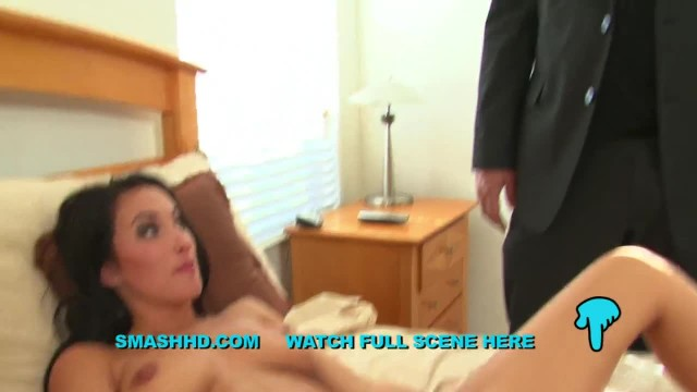 CAUGHT ME MASTURBATING? NOW YOU HAVE TO FUCK ME! STEP DAUGHTER PUNISHED