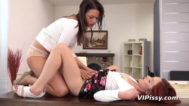 Vipissy - Lesbian Piss in Mouth and much more