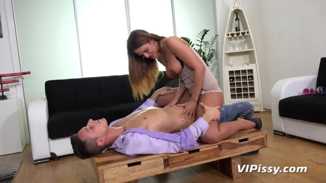 Pissing while Fucking - Czech Babe Nicole Vice Enjoys Fucking and Piss Play
