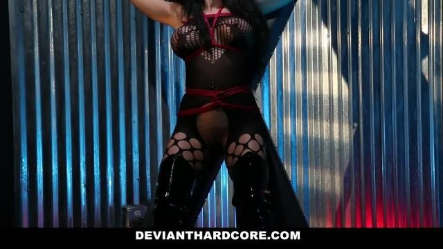DeviantHardcore - Latina MilF Dominated & Destroyed