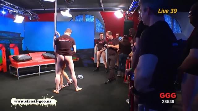 Sweet Charly's White Panties - GGG Live - German Goo Girls