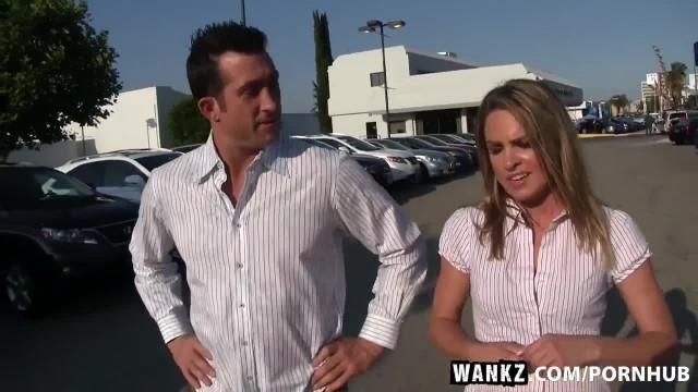 WANKZ- MILF Amanda Blow Craves A Creamy Load