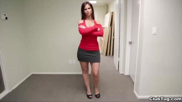 Sexy Mature Lady POV Handjob