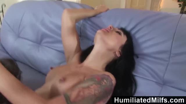 HumiliatedMilfs - Real Rough Fucking between Victoria Sin & James Deen