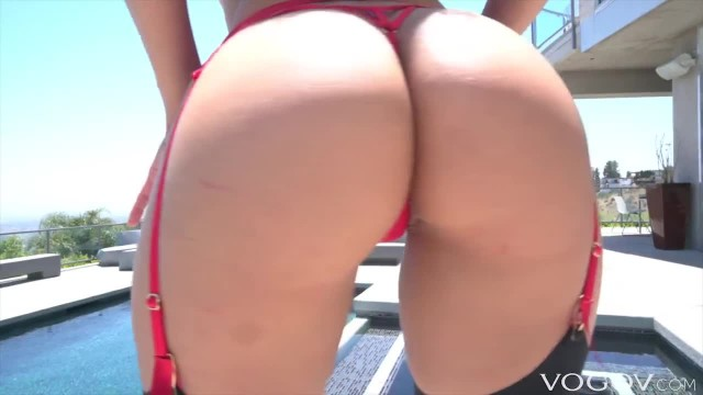 VOGOV CRAZY ASS FUCK WITH A HOT LATINA VICKI CHASE