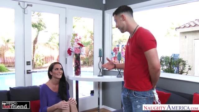 Bianca Breeze Seduces her Friend's Husband & his Big Dick - Naughty America