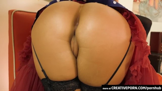 CREATIVEPORN - Pin-up Pussy