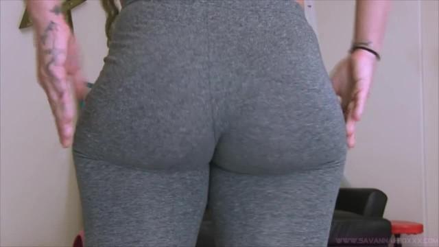Savannah Fox - Jiggly Ass JOI