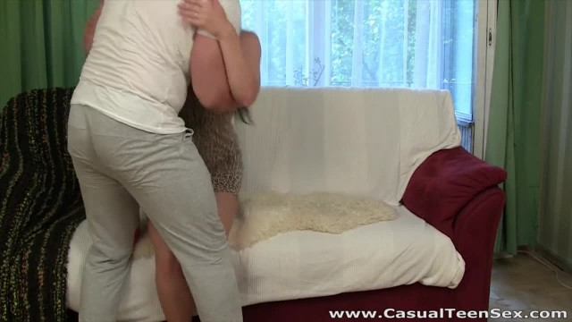 Casual Teen Sex - Mira - from Bus Stop to Bed
