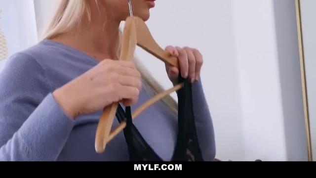 MYLF - MILF Takes Advantage of Teen