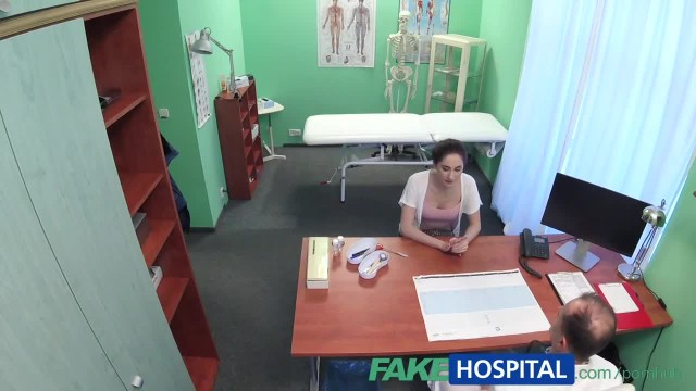 FakeHospital Russian Babe wants Doctors Cum