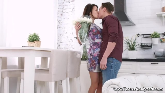 Teens Analyzed - Roxy Dee - Squirting and Anal Creampie