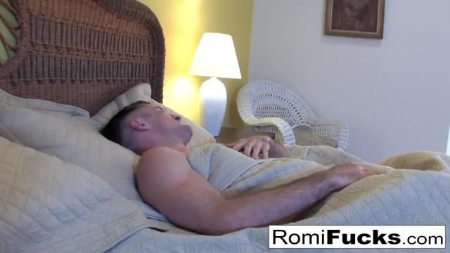 Nurse Romi Answers Brick's Prayers with Anal Sex!